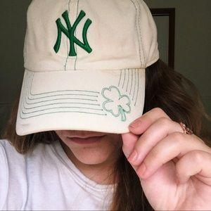 New York Yankees Irish Baseball Cap